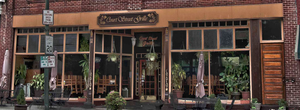 Court Street Grill, Lincolnton NC