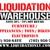 Liquidation Warehouse