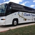 Clark Travel Charter Bus Service