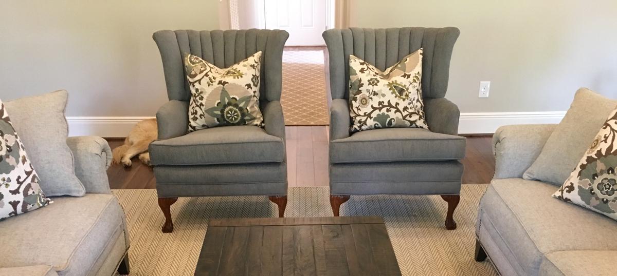 pictures leonard 39 s upholstery repair birmingham al 35205. Black Bedroom Furniture Sets. Home Design Ideas