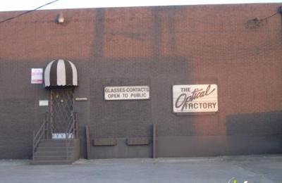 The Optical Factory - Dallas, TX