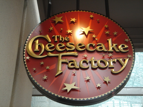 The Cheesecake Factory, Rancho Cucamonga CA