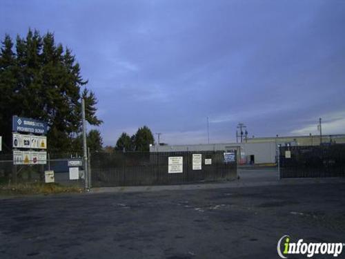 SIMS Metal Management - Hayward, CA