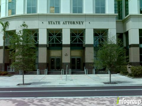 Florida State Attorney Administrative Office West Palm