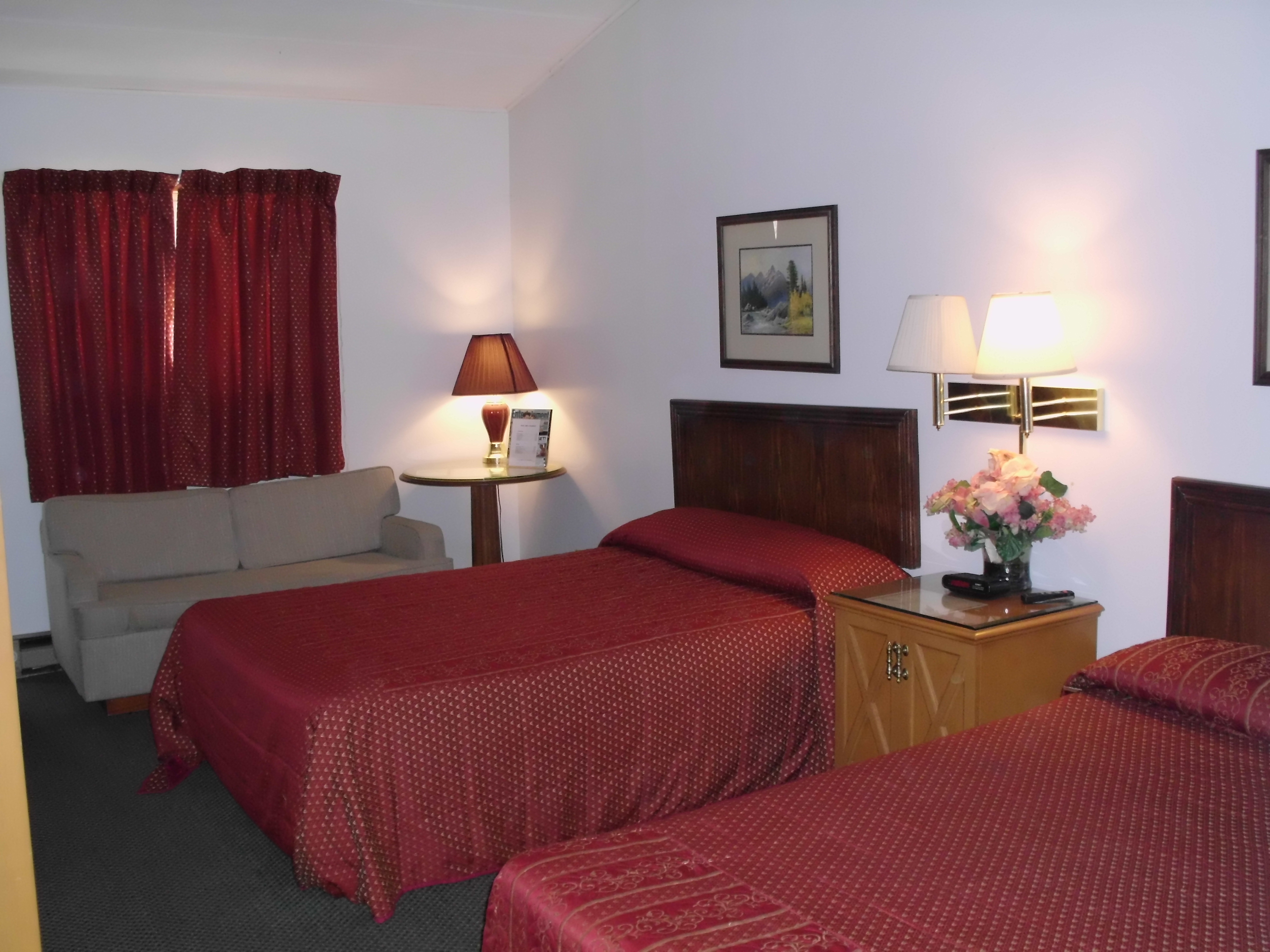 Undewrwood Motel, Underwood IA