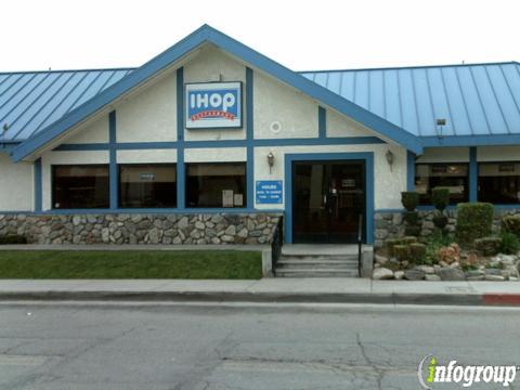 IHOP, Upland CA