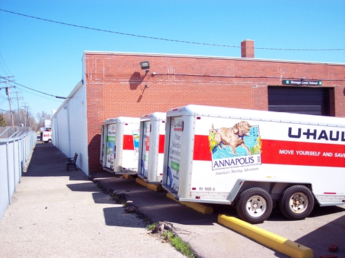 U-Haul Moving & Storage at 7 Mile & Van Dyke - Detroit, MI