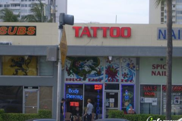 Bruce Bart Tattooing