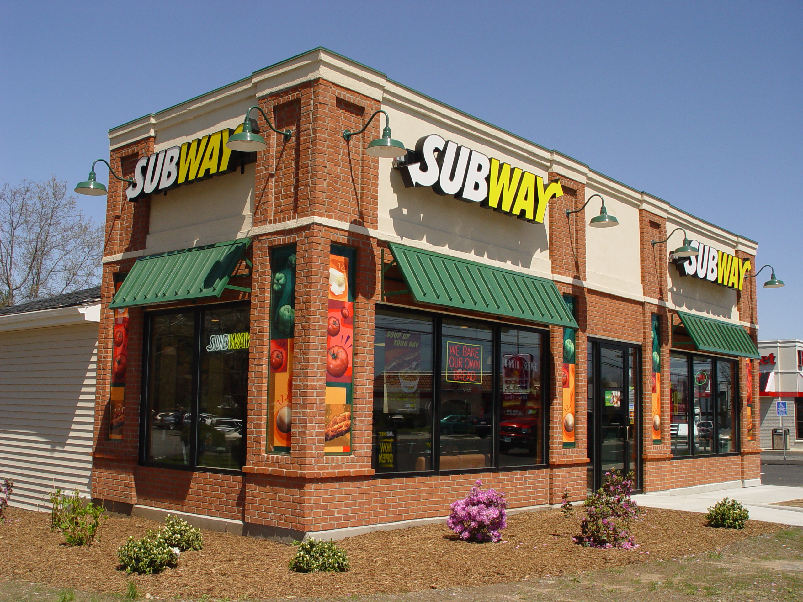 Subway, University Place WA