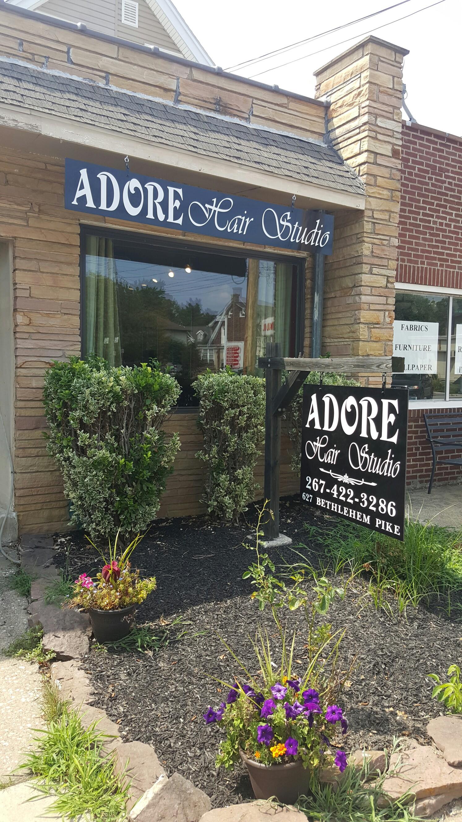 Adore Hair Studio, Glenside PA