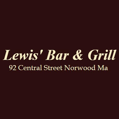 Lewis' Restaurant & Grille Inc, Norwood MA