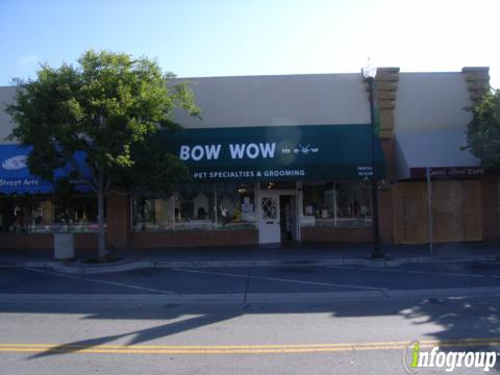 Bow Wow Meow Pet Specialties & Grooming - San Carlos, CA