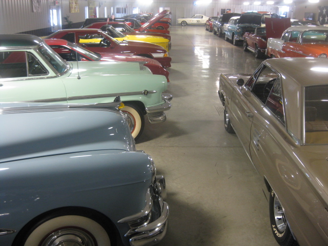 Elite Classic Cars, Glenarm IL