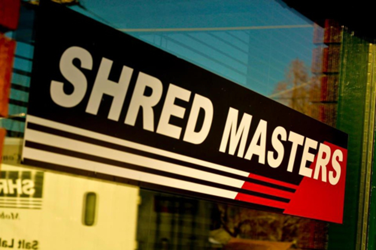 Pictures Shred Masters St George Ut 84790 Yp Com