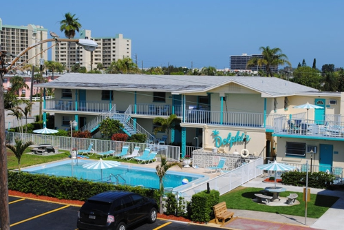 Florida Dolphin Motel St Pete Beach