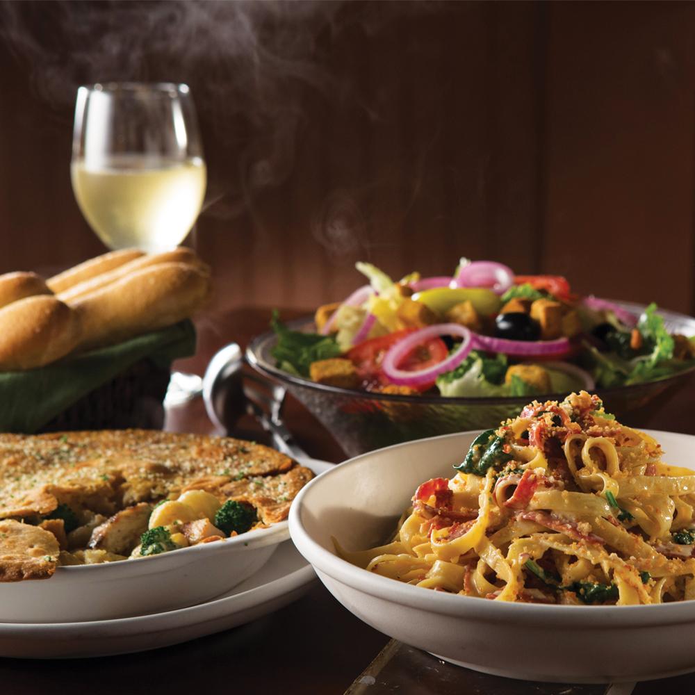 Olive Garden Italian Restaurant, Champaign IL