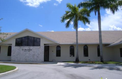 St Maximilian Kolbe Church - Hollywood, FL