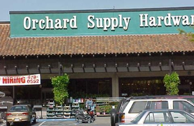Orchard Supply Hardware - San Jose, CA