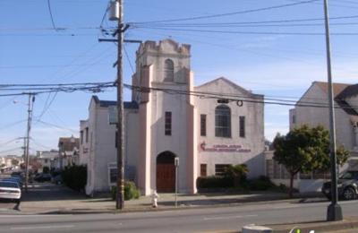 Geneva Avenue United Methodist Church - San Francisco, CA