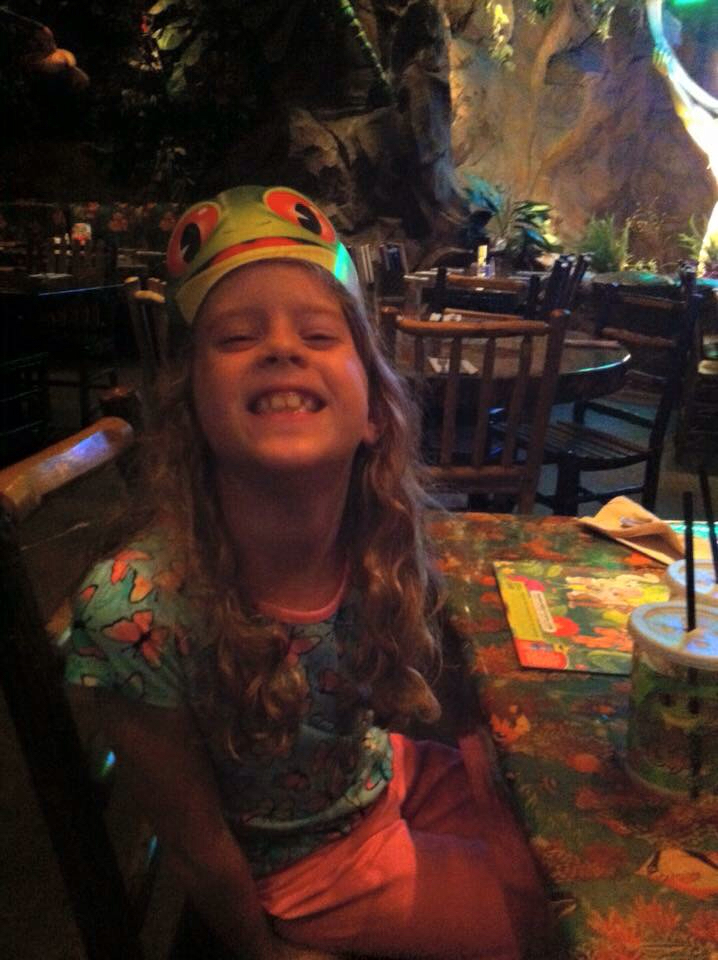Rainforest Cafe, Edison NJ