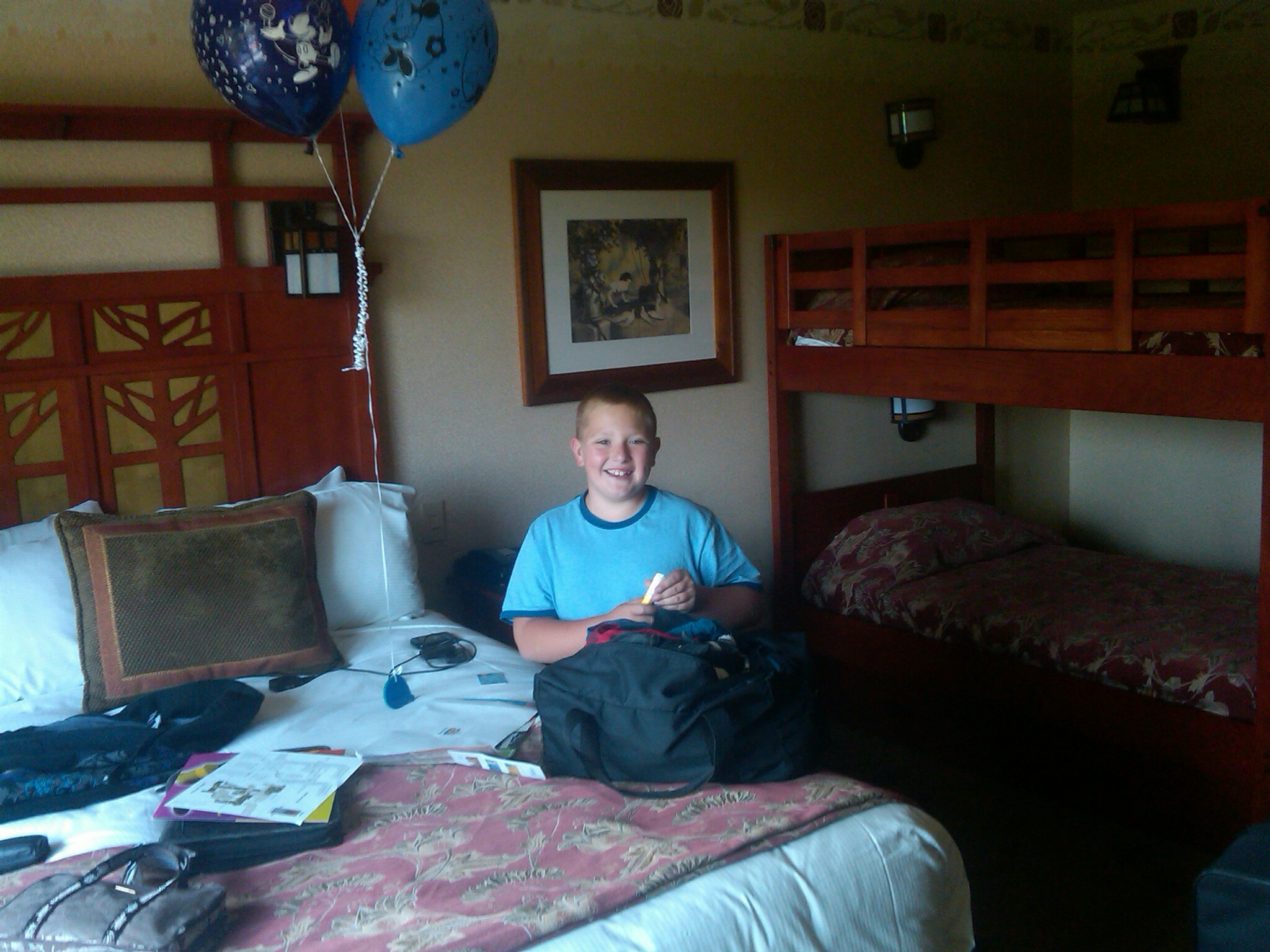 Disney's Grand Californian Hotel & Spa, Anaheim CA