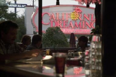 California Dreaming Restaurant And Bar, Greenville SC