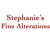 Stephanie's Fine Alterations