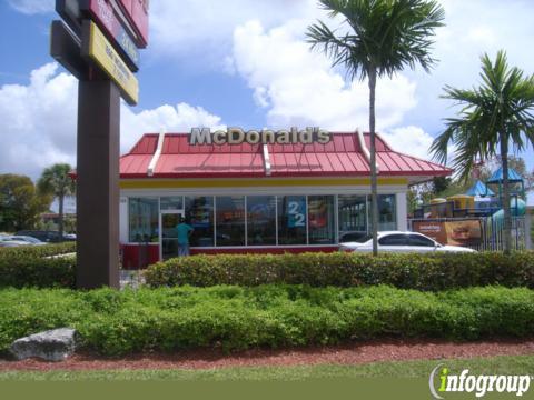McDonald's, Hialeah FL