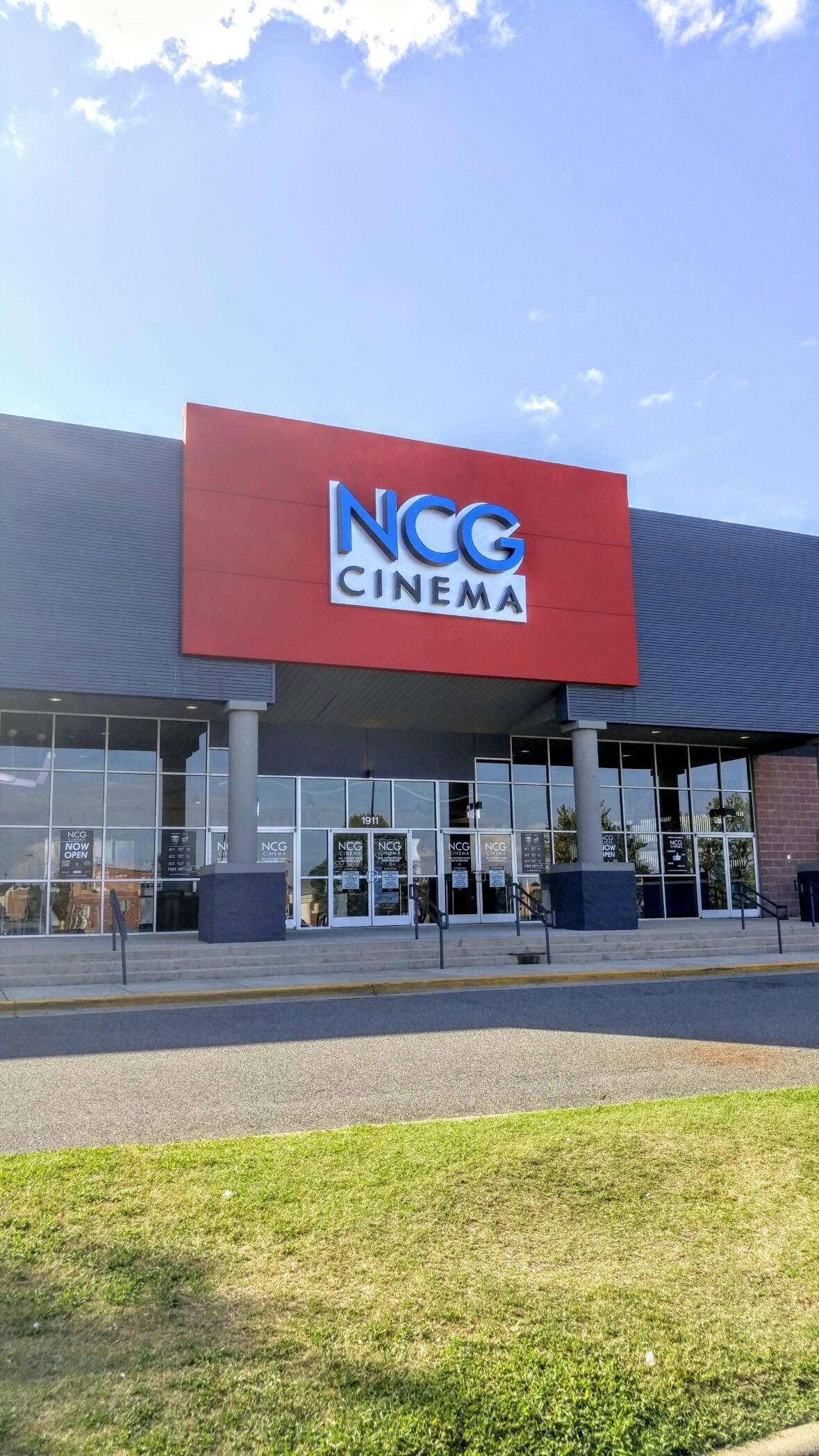 Ncg Cinemas, Monroe NC