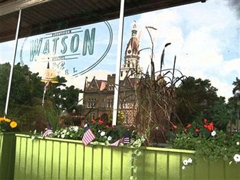 William Watson Hotel, Pittsfield IL
