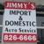 Jimmy's Auto Repair  aka Tepas Auto Repair