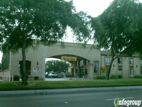 Best Inn Motel, Santa Ana CA