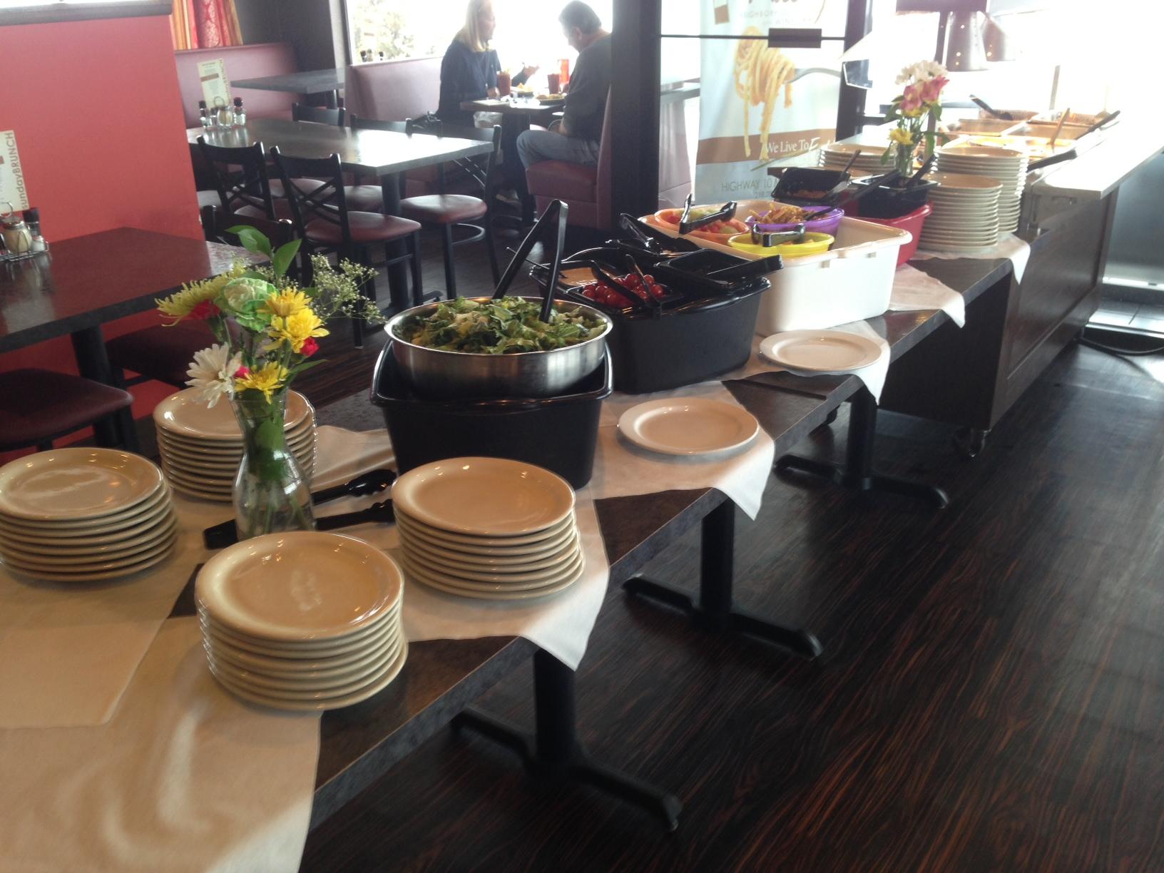 Altony's Italian Cafe, Moorhead MN