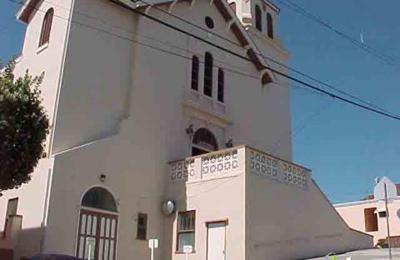St Finn Barr's Catholic Church - San Francisco, CA