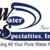 Water Specialties Inc