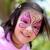 Carolina The Doodler Face Painting - CLOSED