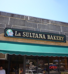 La Sultana Bakery - Boston, MA