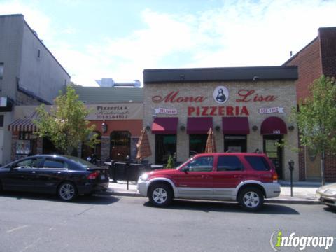 Mona Lisa's Pizzeria, Bayonne NJ
