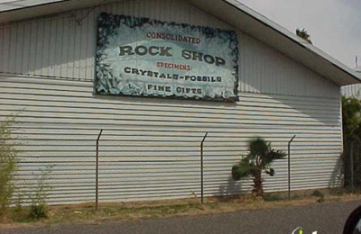 Consolidated Rock & Mineral Shop LL C - Vacaville, CA