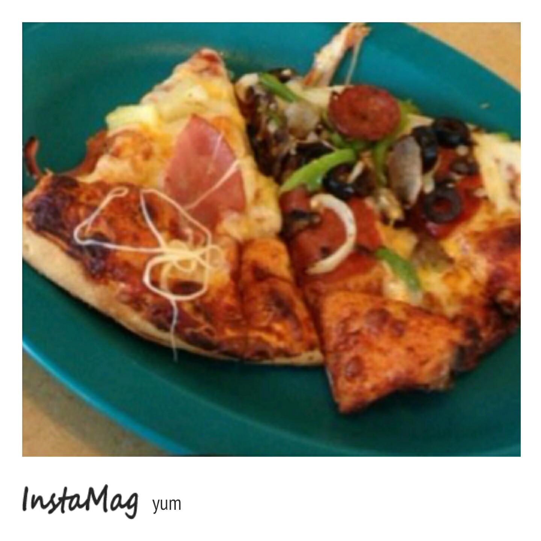 Round Table Pizza, El Dorado Hills CA