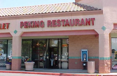 Peking Restaurant - Livermore, CA