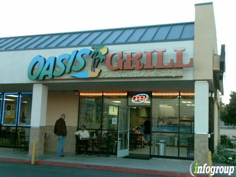 Oasis Grill, Covina CA