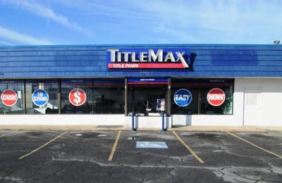 TitleMax Title Loans - Elizabethton, TN