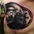 Blue Panda Tattoo