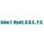 John F Hyatt DDS PC