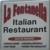 La Fontenella Italian Restaurant