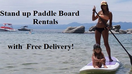 Donner Party Cruises and Boat Rental, Truckee CA