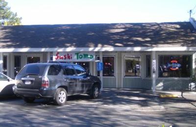 Sushi Tomo - Palo Alto, CA