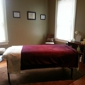 Ta'Liah Massage - Charlotte, NC. one of our comfortable massage rooms