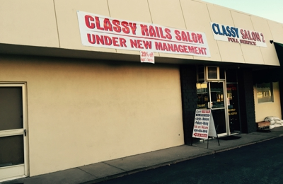 Classy Nails Salon - San Carlos, CA
